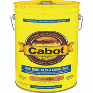 Cabot 19200 Exterior Wood Finish