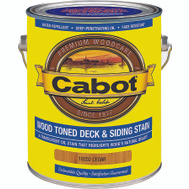 Cabot Valspar 19202 Exterior Wood Finish Cedar