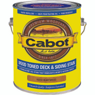 Cabot Valspar 19204 Exterior Wood Finish