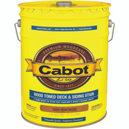 Cabot Valspar 19204 VOC Wood Tone Heartwood 5 Gallon