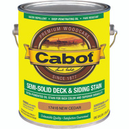 Cabot 17416 Exterior Oil Stain