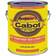 Cabot 16306 Exterior Oil Stain
