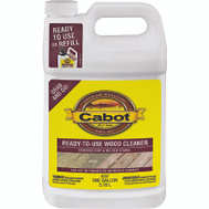 Cabot Valspar 8007 Problem Solver Cleaner Wood Rdy To Use Gallon