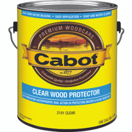 Cabot 02101 Protector Wood Clear Cabot Gallon