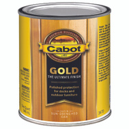 Cabot Valspar 3470-05 QT Drench Oak WD Finish