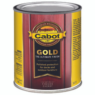 Cabot Valspar 3472-05 QT Firecherry WD Finish