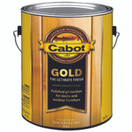 Cabot 3470 Stain Wood Sun Drenched Oak Gallon