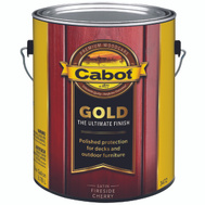 Cabot 3472 Stain Wood Fireside Cherry Gal