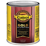 Cabot 19472 Stain Voc Fireside Cherry Qt
