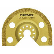 Dremel MM500 1/8 Inch Grout Removal Blade