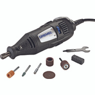 Dremel 100-N/7 Single Speed Rotary Tool Kit