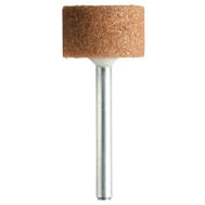 Dremel 8193 5/8 Inch By 3/8 Inch Aluminum Grinding Stone