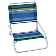 Rio Brands SC560-20012009-OG Chair Beach Steel Assorted