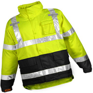 Tingley Rubber J24122.MD.01 MED Lime Icon Jacket