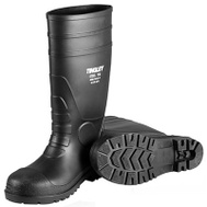 Tingley Rubber 31151.04 Size 4 Black Pvc Sock Boot