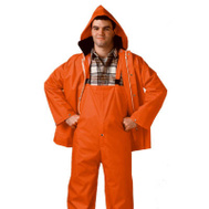 Tingley Rubber S63219.2X Xxl Orange Rainsuit