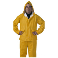 Tingley Rubber S62217.2X 2XL YEL PVC Rainsuit