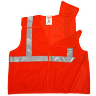 Tingley Rubber V70529.2X-3X 2XL/3XL ORG Safe Vest
