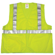 Tingley Rubber V70622.2X-3X 2XL/3XL GRN Safe Vest