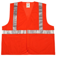 Tingley Rubber V70629.2X-3X 2XL/3XL ORG Safe Vest
