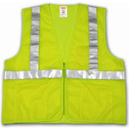 Tingley Rubber V70632.2X-3X 2X-3X Lime Safe Vest