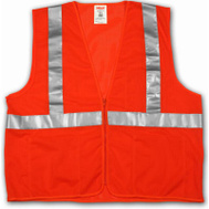 Tingley Rubber V70639.2X-3X 2X/3XL ORG Safe Vest