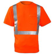 Tingley Rubber S75029.MD MED ORG Class II Shirt
