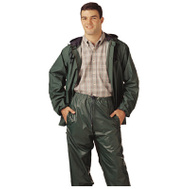 Tingley Rubber S66218.2X 2XL GRN PVC Rainsuit