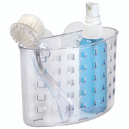 InterDesign 23500 Organizer Bath Suction 7 Inch