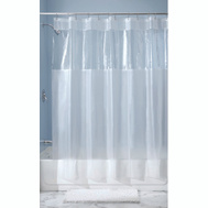 InterDesign 26680 Shower Curtain Hitchcock72x72