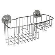 InterDesign 41720 Reo SS SHWR Basket