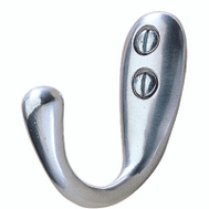 InterDesign 97000 Interdesign 97000 Robe Hook, Bright Chromium Plated
