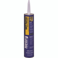 Henry HE209104 Wet Patch Sealant Roof Rubbrzd Blk 11 Ounce