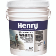 Henry HE287SF073 Coating Elstmrc Roof Wht 4.75g