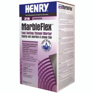 WW Henry 12035 Thin Set Mortar Natural Stone 12 1/2 Pound