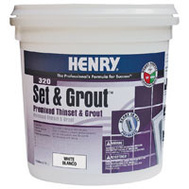 WW Henry 12041 Set & Grout Gal Premixed Grout And Thinset
