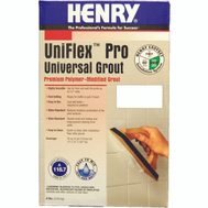WW Henry 13097 8 Pound Beige Grouts Sanded