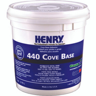 WW Henry 12111 Cove Base Adhesive 1 Gallon Number 430