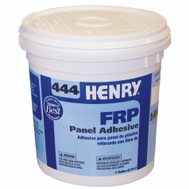 WW Henry 12116 Frp Panel Adhesive 1 Gallon Number 444
