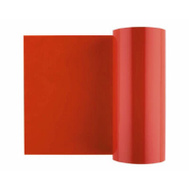 Hanson 10490 12 By 12 Inch Red Danger Flag Roll Of 300