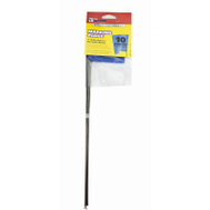 Hanson 15068 Stake Flag Blue 15In 10 Pack