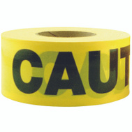Hanson 16000 Tape Caution 1000ft Barricade