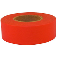 Hanson 17010 Tape Flag Red 5M 1-3/16X150in