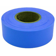 Hanson 17023 300 Foot Blue Flag Tape