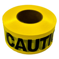 Hanson 19000 1000 Foot By 3 Inch Yellow Caution Tape