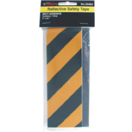 Hanson 55303 2 By 24 Yellow Black Reflective Tape