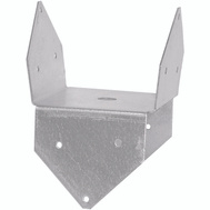 USP Structural C44-TZ 4 By 4 Post To Beam Cap