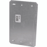 USP Structural ICPL58-TZ 5 By 8 1/6 Inch Protection Plate