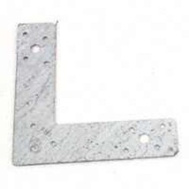 USP Structural L6-TZ 6 By 6 By 1 1/2 Inch L Strap