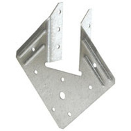 USP Structural RT15-TZ Hurricane Tie Double Plate Rafter Clip